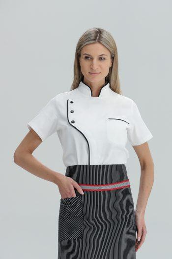 Ženska kuvarska bluza